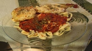 Best Italian Veal Parmesan Recipe