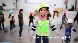 Babes Skate Jam 2 at Skate loft