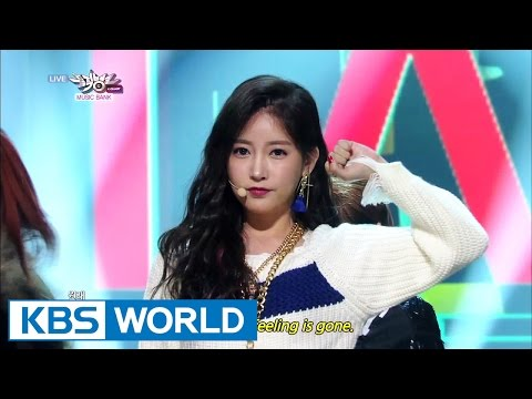 TARA - Sugar Free   티아라 - 슈가프리 [Music Bank HOT Stage / 2014.10.10]