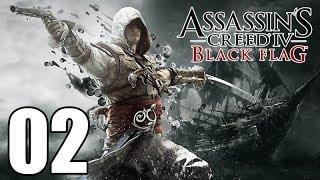 Assassin's Creed 4 Black Flag Gameplay Walkthrough Part 2: Lively Havana Let's Play Playthrough