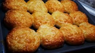 Наконец то я нашла этот рецепт Выпечка с картошкой и сыром все будут выпрашивать этот рецепт ENG SUB