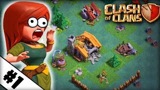 "BEST BUILDER HALL 2 BASE! | ""LET'S PLAY EP.1"" 