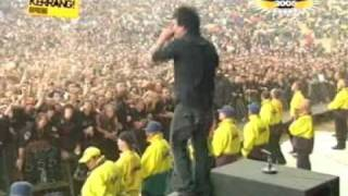 Papa Roach - Getting Away Whit Murder - Download Festival 2005