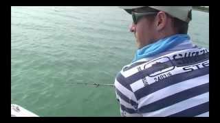 Mangiata Ferrata Orata Gigante - Pesca in mare con l