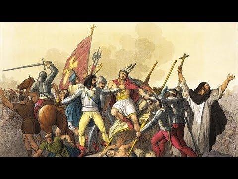 Pizarro ve İnka İmparatoru Atahualpa
