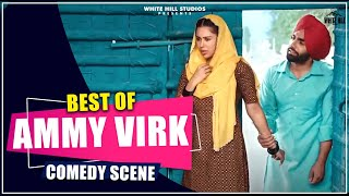 Muklawa funny Clip by Ammy Virk | Punjabi Comedy Clips | Funny Clips | White Hill Studios