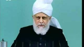 (Français) Hommages à Syed Dawood Muzaffar Shah Sahib -  sermon du 11 mars 2011, Islam Ahmadiyya