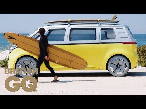 The VW Buzz ID is the Ultimate Hippie Camper | GQ Cars | British GQ