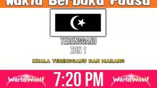 Waktu Berbuka Puasa - 8 Jun 2016 - 3 Ramadan 1437H [MALAYSIA]