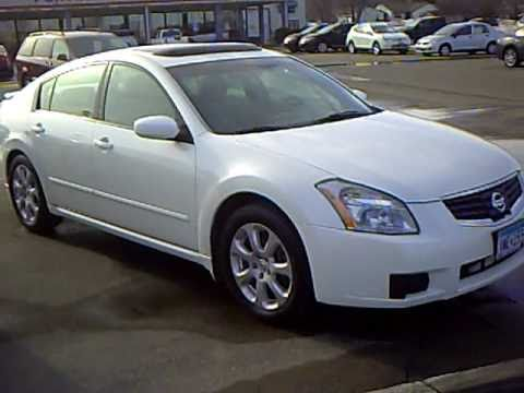 2008 Nissan Maxima Sl Youtube