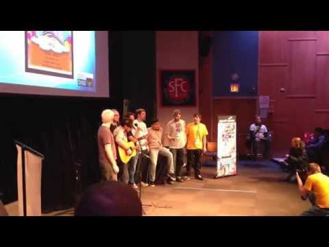 Daniel Ingram ft. Brony Musicians - Smile - Live at Ponycon 2015