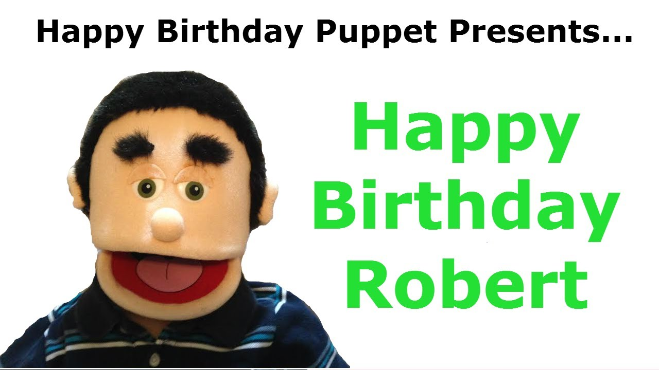 Funny Happy Birthday Robert