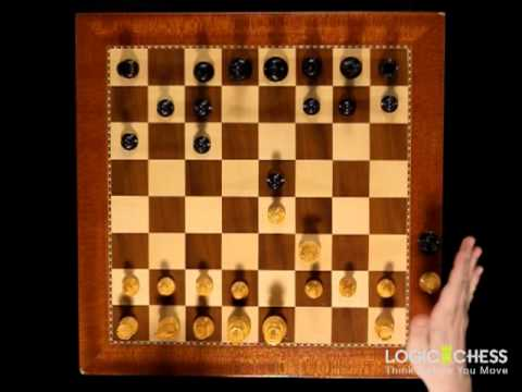 Doubled Pawns by Logic Chess Expert Gilberto Luna