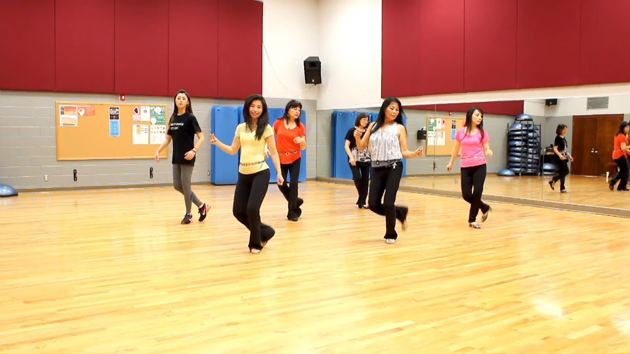 Human After All - Line Dance (Dance & Teach in English & 中文)