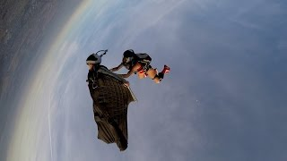 Wingsuit Rodeo Fail - 00592