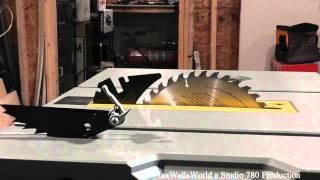 Unboxing And Assembley Of A Mastercraft Maximum Table Saw Model 055-6747-8 Maxwellsworld