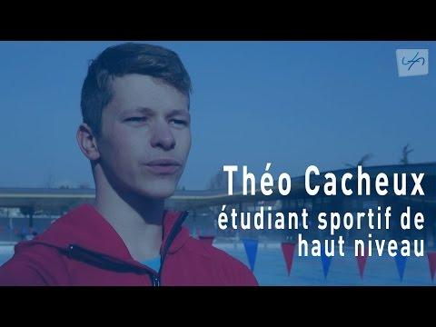 Témoignage de Théo Cacheux, étudiant sportif de haut niveau à l'UHA