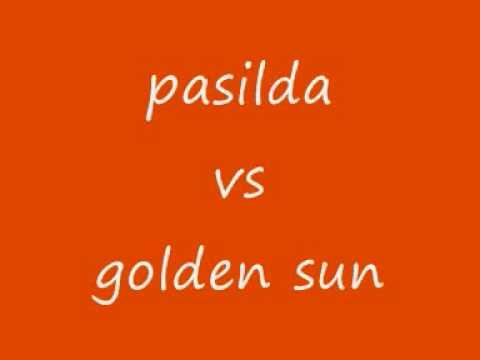 AFRO MEDUSA VS DJ ASLE - PASILDA VS GOLDEN SUN
