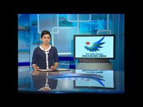 Broadcasting of the overseas PR roadshow in Tashkent -Uzbek language- / 인천AG 해외로드쇼 현지방송(우즈베크어)
