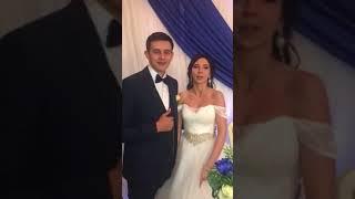Свадебный банкет 1 июня 2018 года