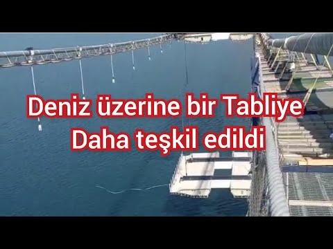 Çanakkale 1915 Köprüsü 《 Deniz üzerine Bir Tabliye Daha Ekleniyor 》