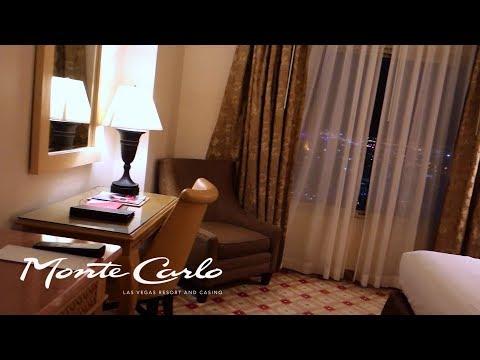 Monte Carlo (Park MGM) Queen Deluxe Hotel Room Las Vegas