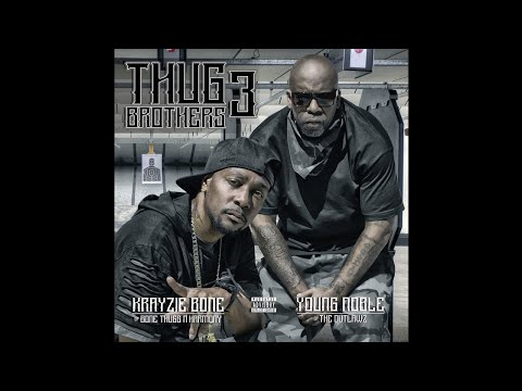 """Bone Thugs-n-Harmony & Outlawz - Lighters Up (Official Single) from New 2017 Album """"Thug Brothers 3"""""""