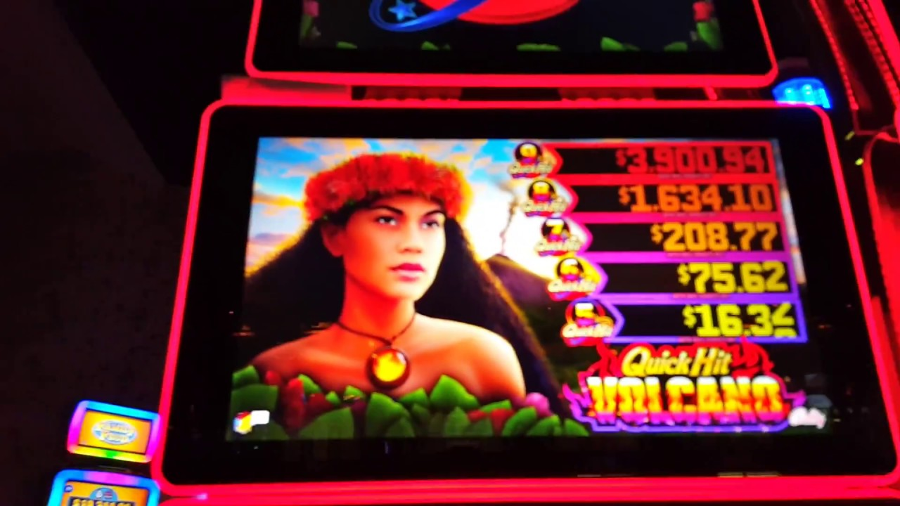 Volcano Slot Machine