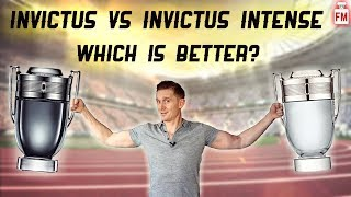 Invictus Intense Review: Invictus Intense vs Invictus