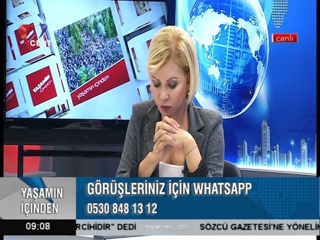 Nilgün Bakkaloğlu ile Yaşamın İçinden //24.09.2017