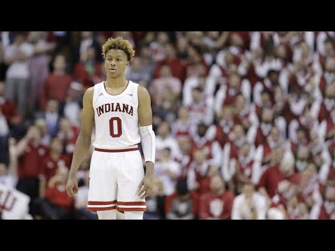 huge discount 8362a 37c3e Celtics select Romeo Langford with 14th pick in 2019 NBA ...