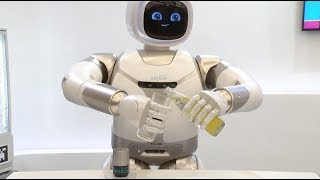 Humanoid Robots Display Dexterity At Ongoing 2019 World Robot Conference