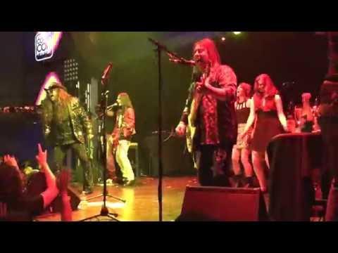"Rock Sugar - ""Any Highway You Want"" at Salt Lake ComicCon bash with artist Rob Prior 9/2/16"