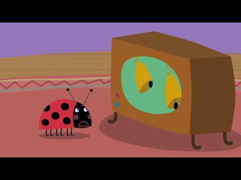 Ben y Holly en Español 🐞La visita de Gastón | HD | Dibujos Animados
