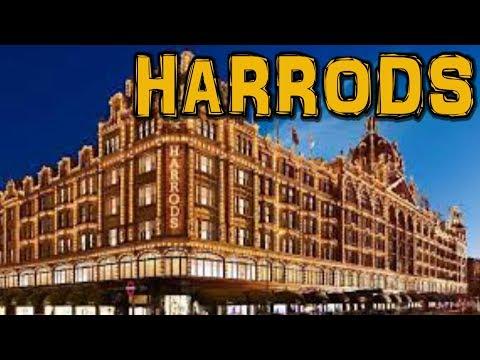 HARRODS LONDON (4K)