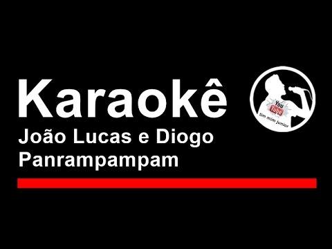 João Lucas e Diogo Panrampampam Karaoke