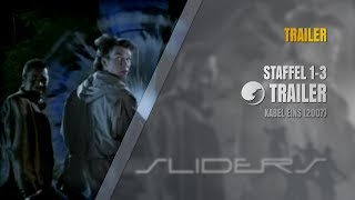 Sliders Trailer Season 1-3 (Kabel eins - 2007)