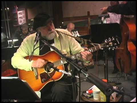 Little Red - Jerry Nelson in the Studio - Truro Daydreams