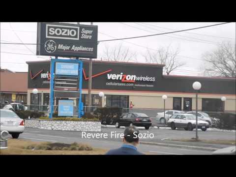 Revere Fire - Sozio Appliance