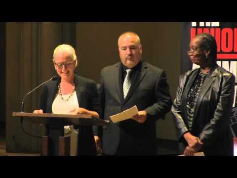 2015 Unitas Awards Ceremony