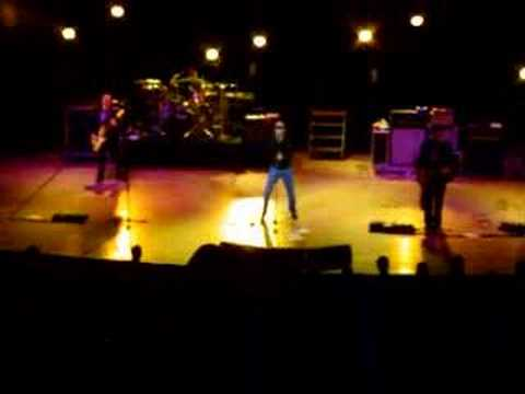 Live @ Massey Hall Toronto - All over You - July 19, 06