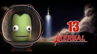 [13] Travel to Minmus - Kerbal Space Program Career 1.4