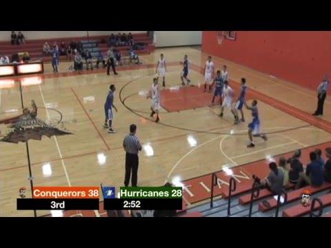 Boys V Basketball vs. HINSDALE ADVENTIST ACADEMY