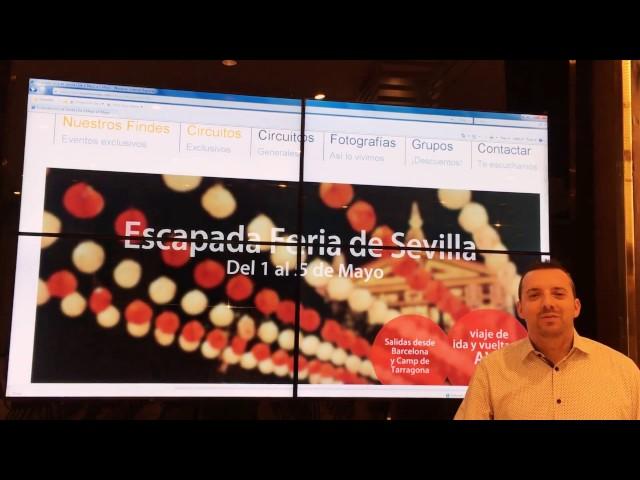 David Carrasco te informa de la FERIA DE SEVILLA con Nuestros Findes