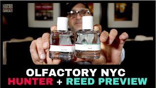 Olfactory NYC Reed + Hunter Fragrance Review + Full Bottle Of Choice USA Giveaway