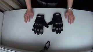 Экип #2 | Обзор текстильных перчаток agvsport mayhem glove