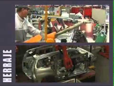 Cómo se fabrica un automóvil en PSA Peugeot-Citroën