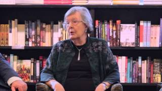 Penelope Lively and Philip Pullman discuss the digital revolution and the future of the book