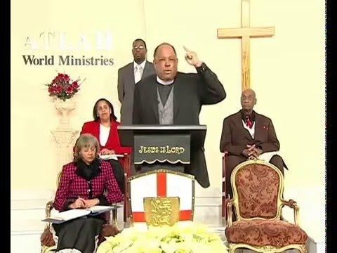 "Pastor James David Manning - ""Africa had great nations before white people left"""