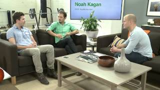 Tim Ferriss Interviews Noah Kagan of AppSumo.com for creativeLIVE